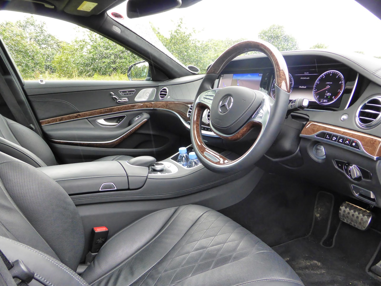 Speedmonkey: 2014 Mercedes Benz S-Class Review