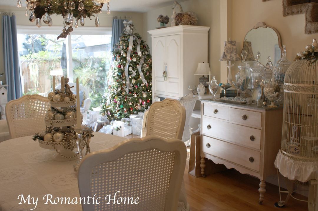 My romantic home christmas decor galore show and tell for Decor galore