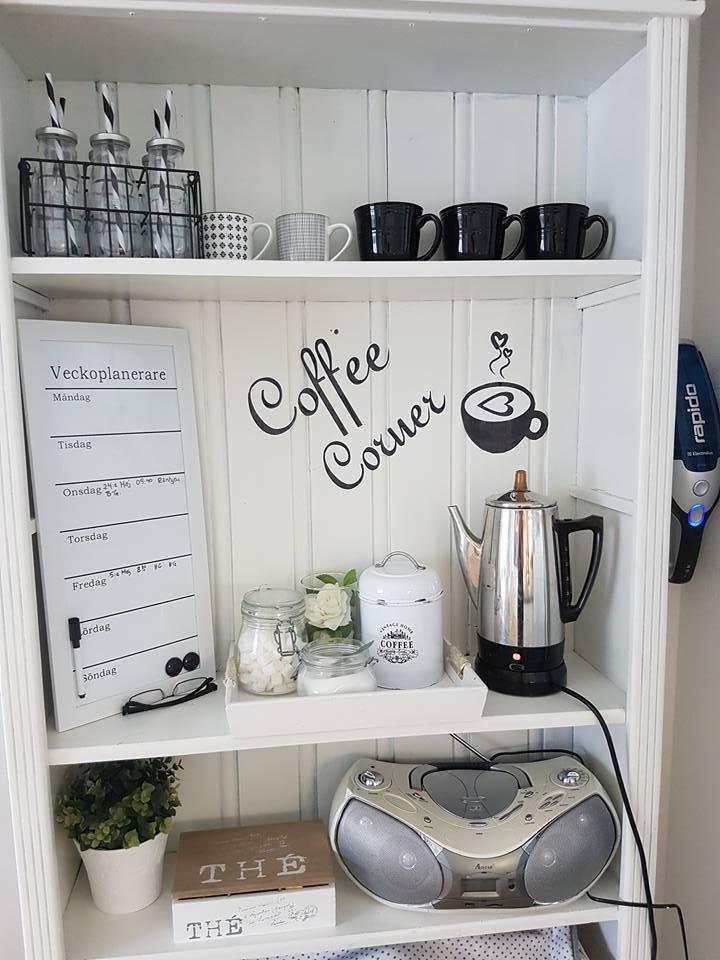 Kaffe är gott