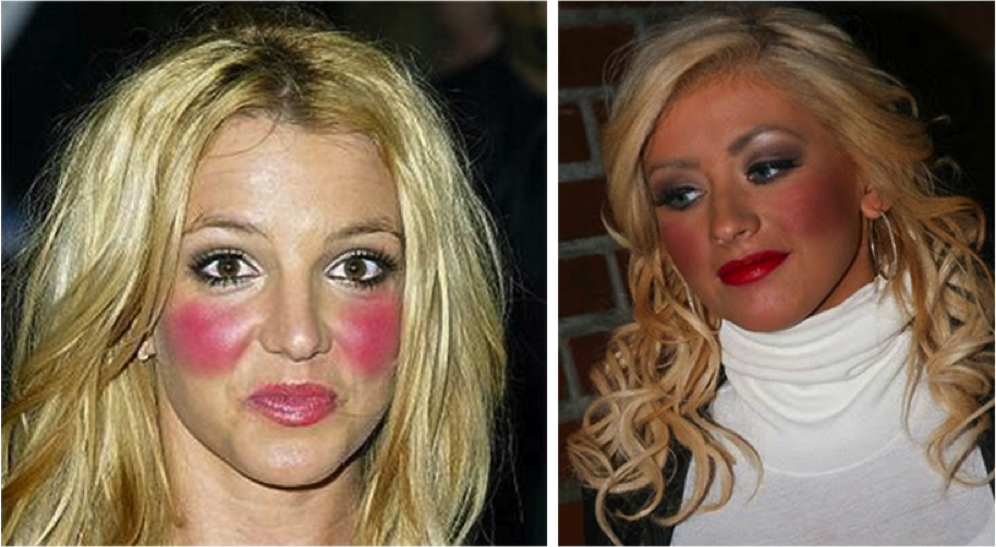 Seis erros comuns de maquiagem