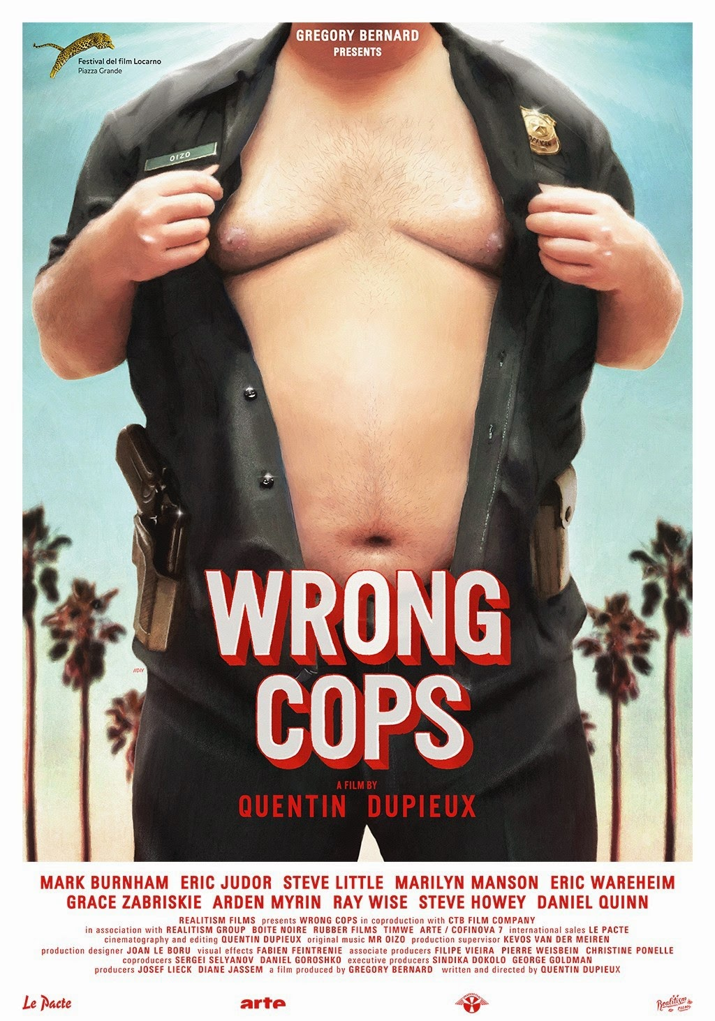 Wrong Cops (2013) UNRATED 720p WEB-DL
