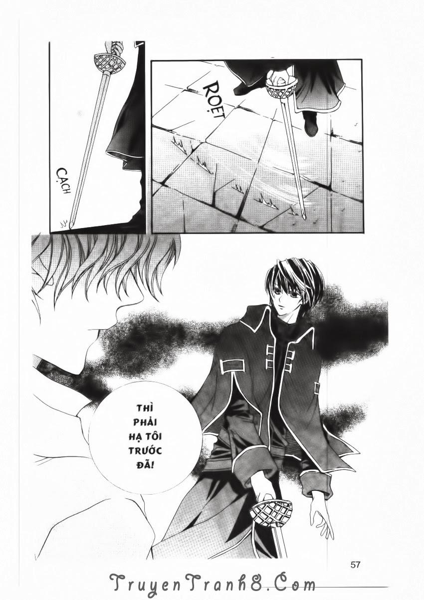 A Kiss For My Prince - Nụ Hôn Hoàng Tử Chapter 18 - Trang 20