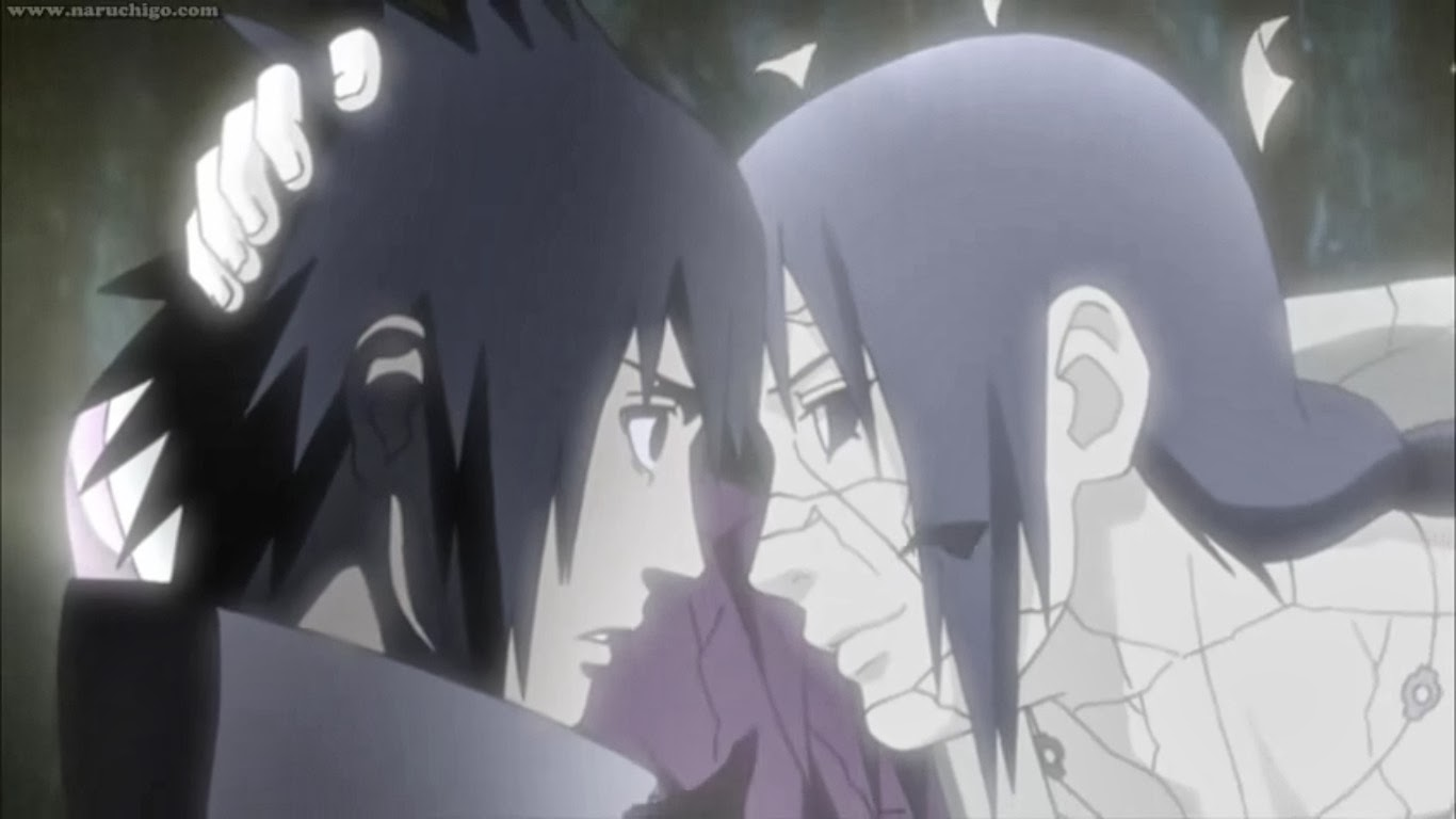 Kata Kata Bijak Uchiha Itachi All About Naruto Indonesia