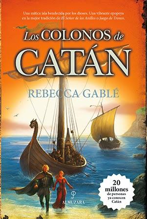 Los colonos de Catán (Novedad Almuzara)