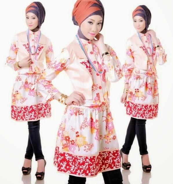 Warna Kombinasi Baju Muslim Remaja Sekarang ini