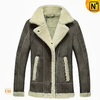 sheepskin jacket for women