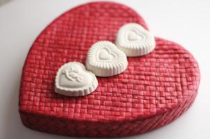 Valentines Sachets