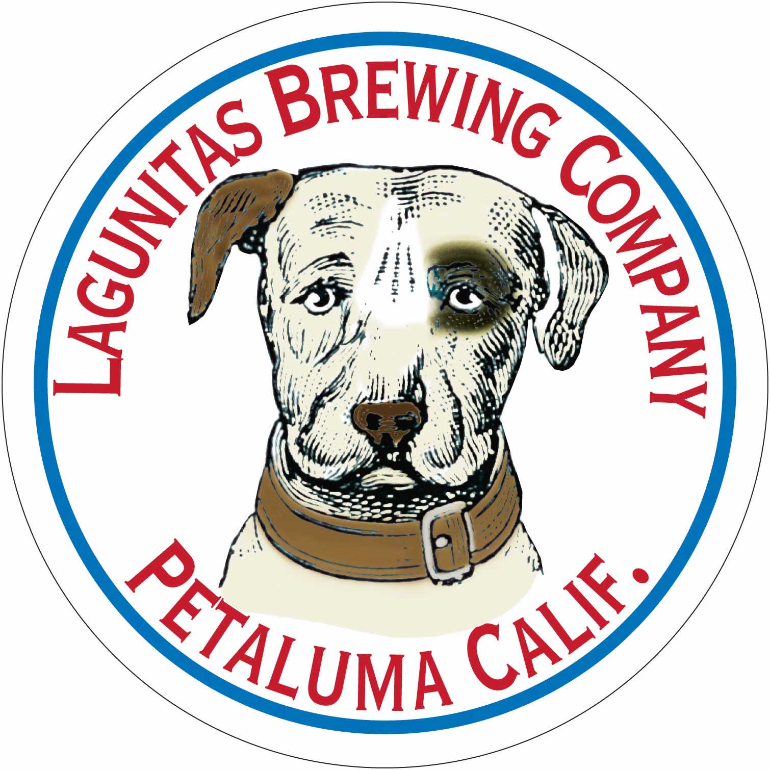Lagunitas Brewery Logo