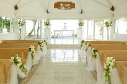 Wedding Decorations For Church Aisle