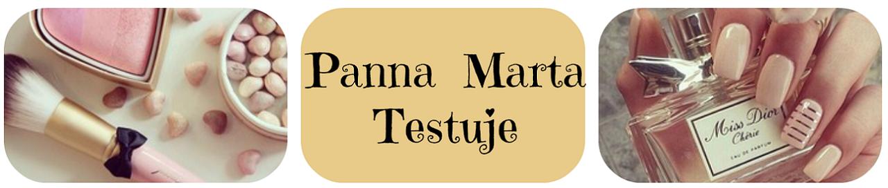 Panna Marta Testuje