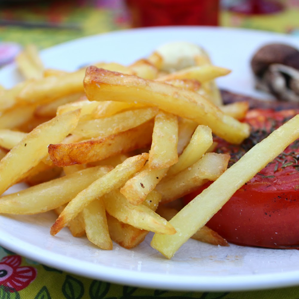Super cocotte frites maison - Cuiseur frites sans huile ...