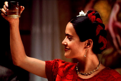Salma Hayek in Frida Movie