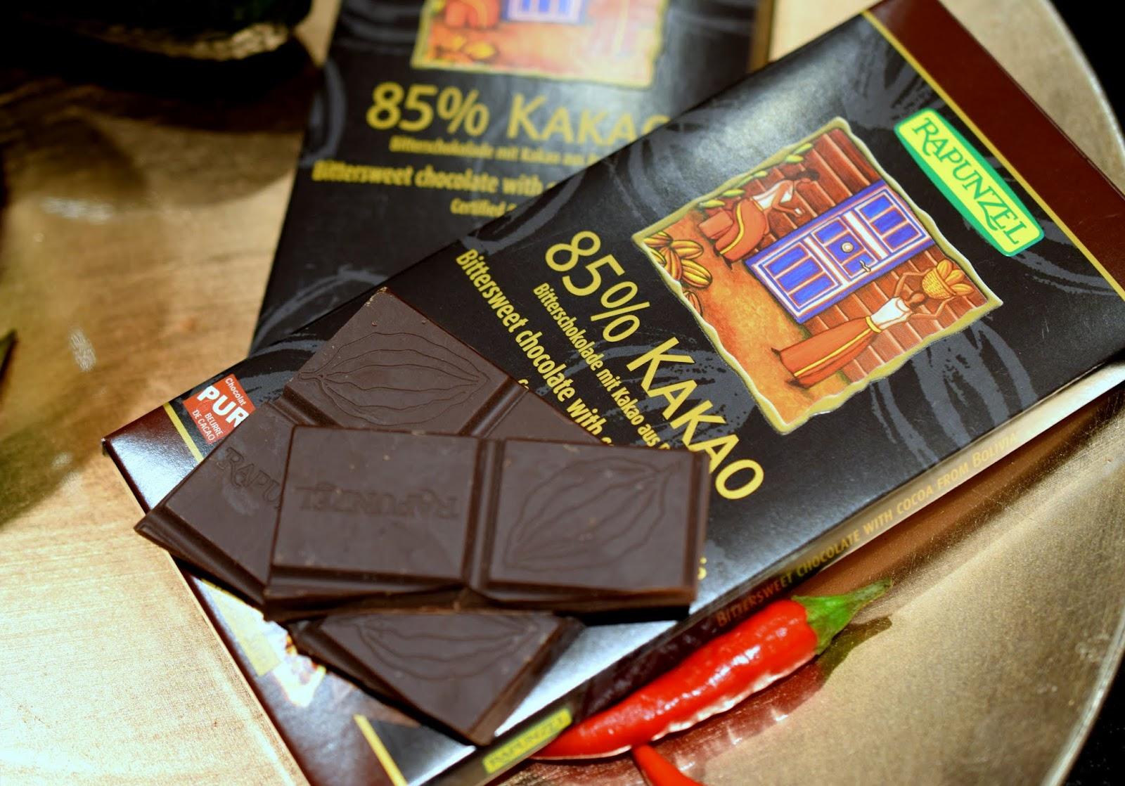 Rezept Healthy Chili-Mousse-au-Chocolat