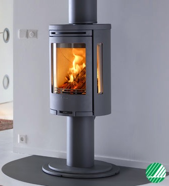 Every proper Swedish house has a fireplace and my house is surrounded by  free fuel. I came across a Swedish company, Contura, ...