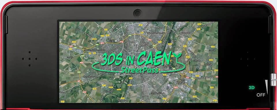 3DS in Caen