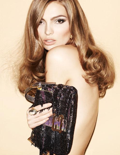 Model Carola Remer
