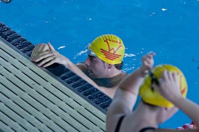 Natacion y senderismo nuevas victorias en el 8 control for Piscina olimpica castellon