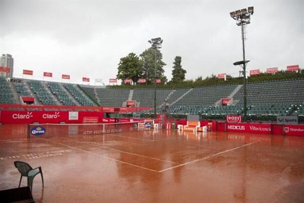 Comenzó el ATP Buenos Aires : Delbonis y Schwartzman a 8vos