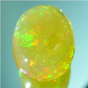 Kode : [LP328] Gemstone : Natural Opal Kalimaya Color : White ...