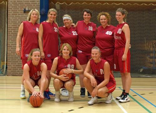 Dames 2, seizoen 2013-2014