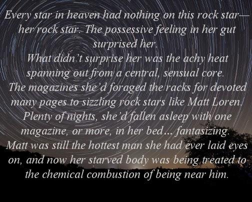 rock romance excerpt excerpt rock star tabloids magazines