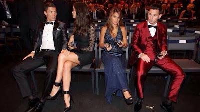 Ballon d'Or 2013 : La photo de Cristiano Ronaldo que vous partagez est un fake