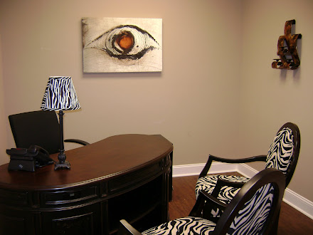 Peek inside the Consult Room.