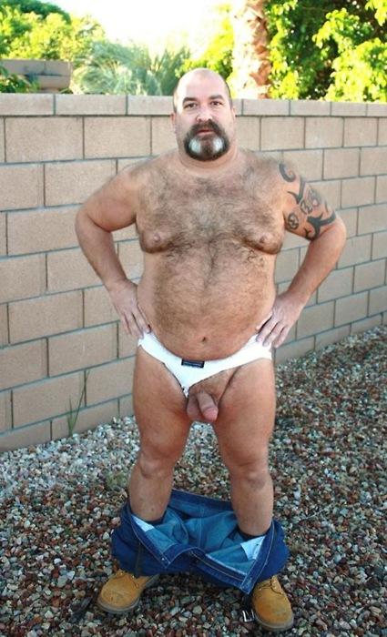 Gay Bear Men Nude