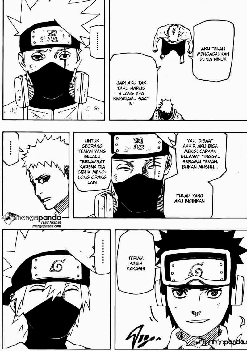 Naruto - Chapter:691 - Page:07