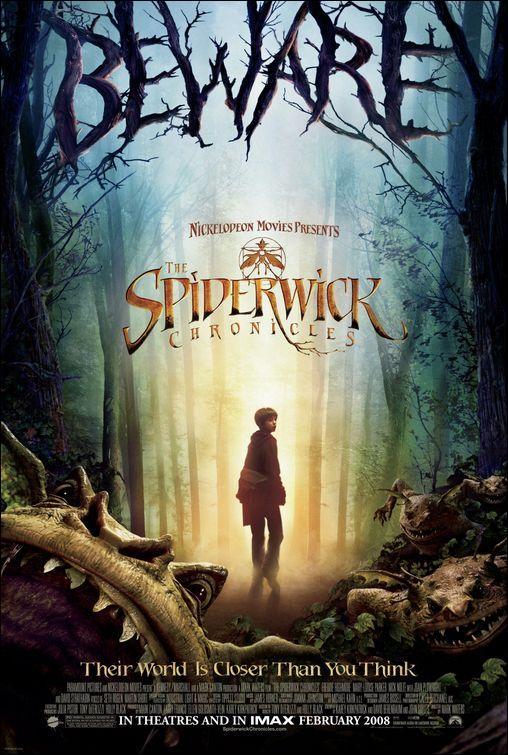 Ver Las crónicas de Spiderwick (2008) Online