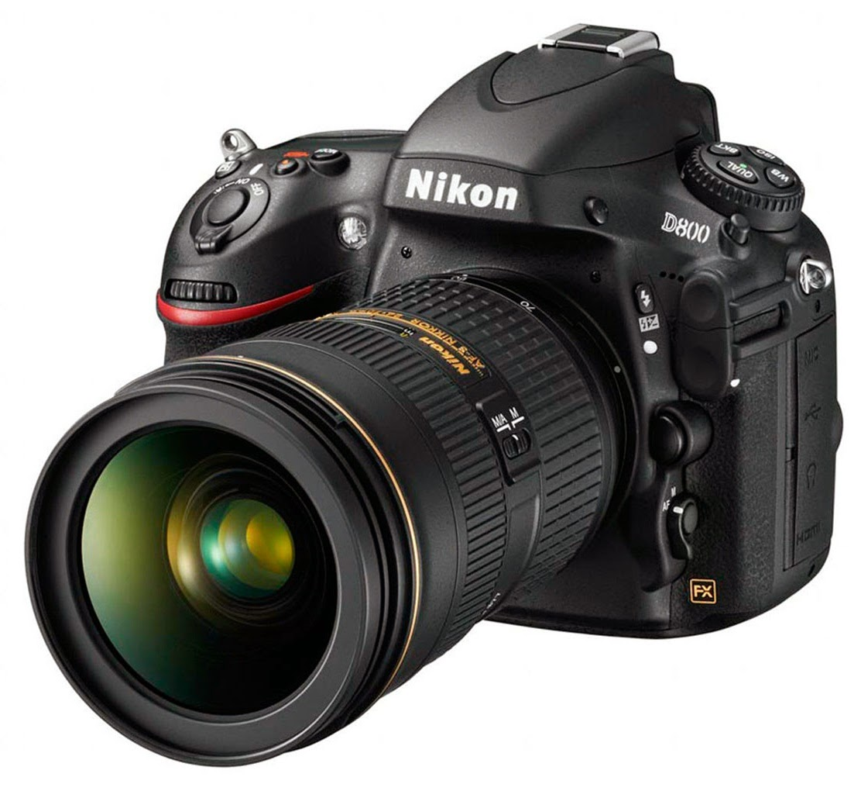 Harga Nikon D800