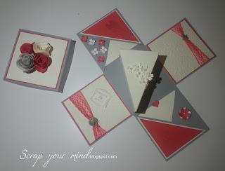 Wedding-Geschenk-Stempelparty