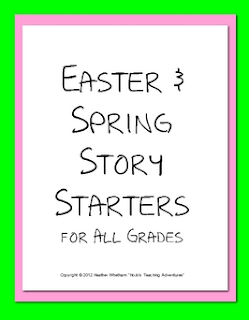 writing prompts for first grade march