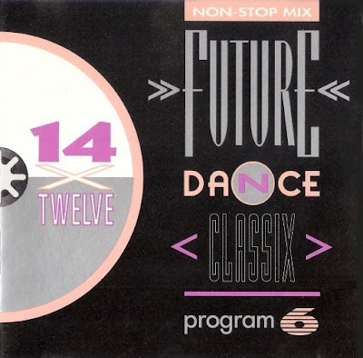 Future Dance Classix Program 6 (1993) non-stop dance trax CD Set Electro Hi-NRG Eurobeat Italo New Beat House Rap 90\'s \