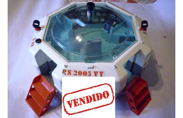 Libros1971 antigua nave espacial playmobil 1980 for Nave espacial playmobil
