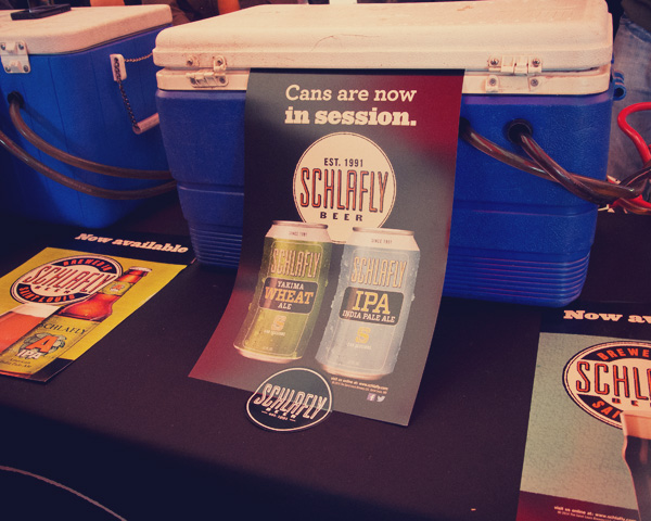 Schalfty Brewing at the 2014 East Nashville Beer festival