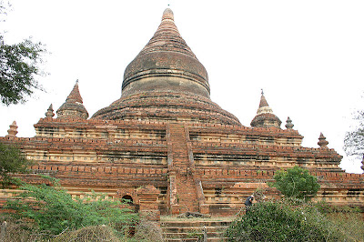 The Mingalazedi Pagoda