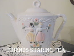 Bernideen's Friends Sharing Tea