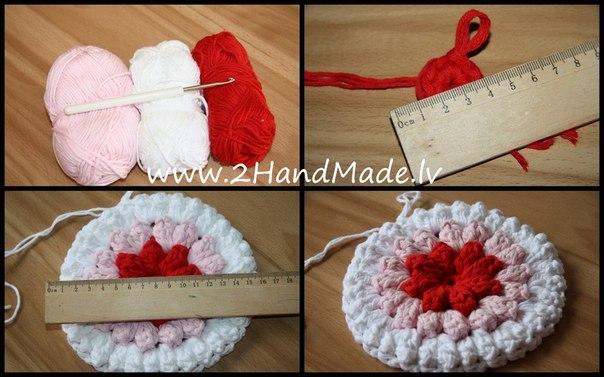 Patrones crochet - Como hacer cojines para sillas ...