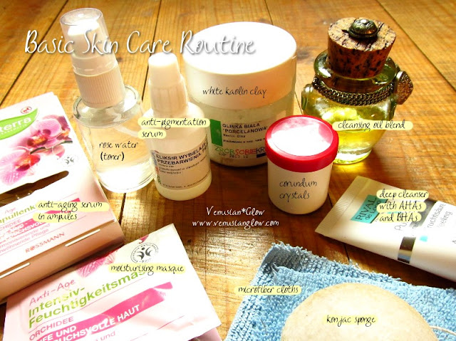 How To Create A Skin Care Routine