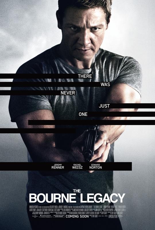 ตัวอย่างหนังใหม่ : The Bourne Legacy (พลิกแผนล่า ยอดจารชน) (ต.ย.2) ซับไทย