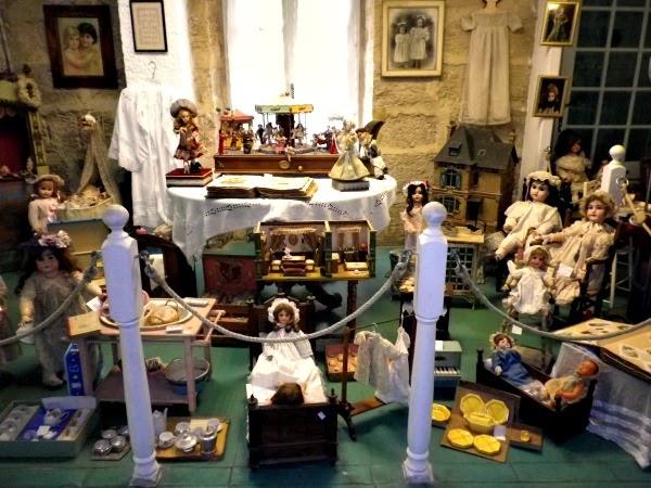 giocattoli e bambole antiche