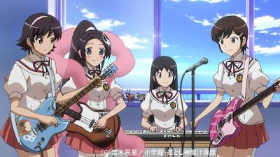Kami nomi zo Shiru Sekai OVA