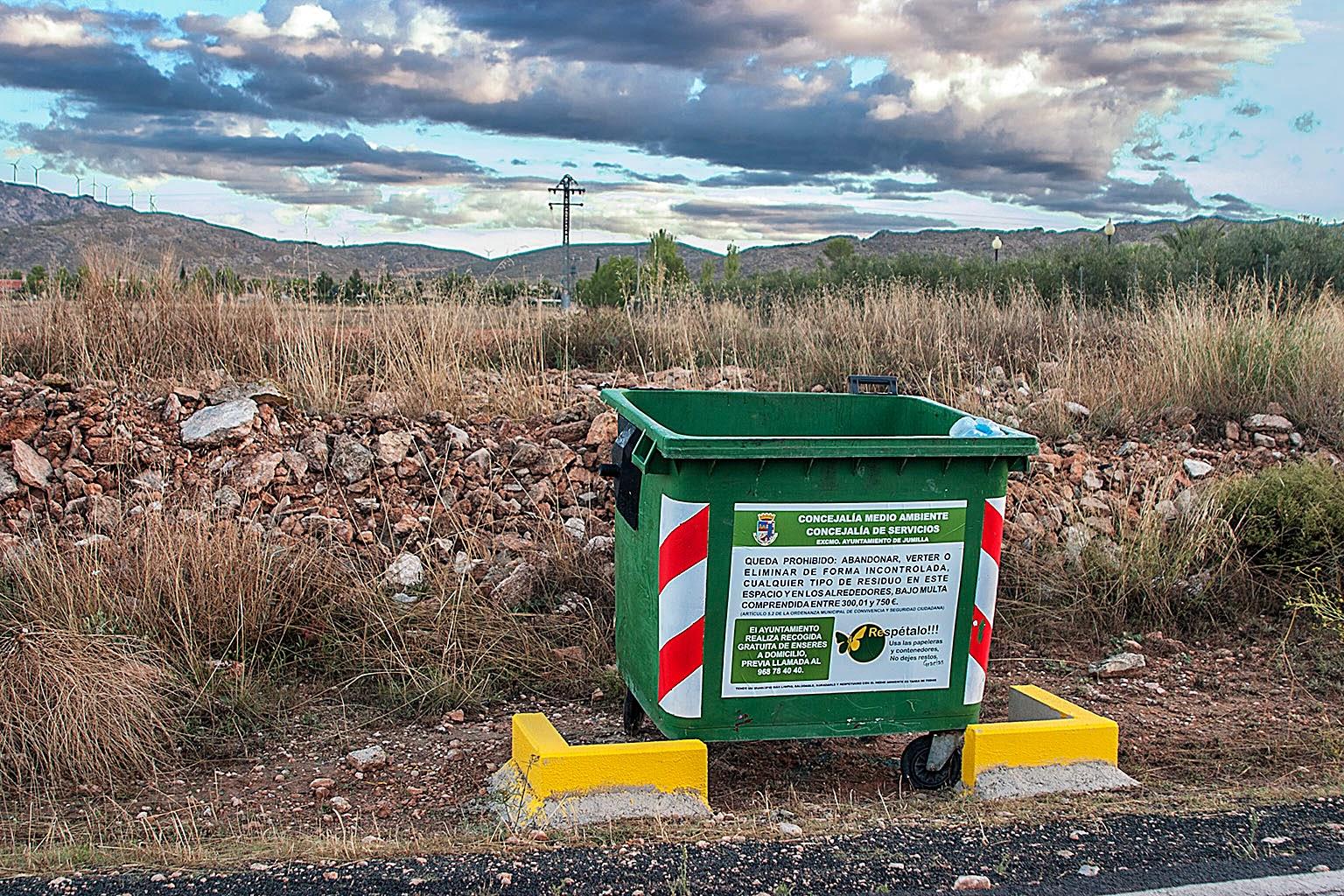 Privatizar la recogida de basuras