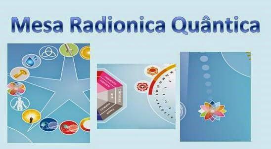Curso Mesa Radionica Quantica