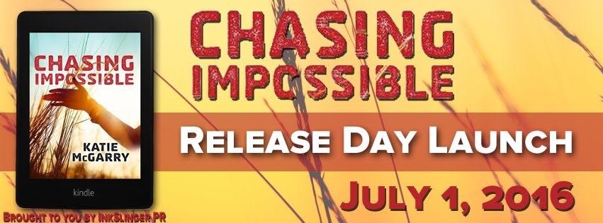 Chasing Impossible Release Day Launch