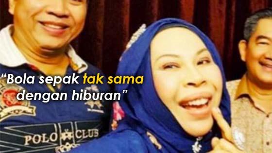 Luahan Peminat Bola Sepak Kelantan Isu Syarat Keterlaluan Datuk Seri Vida