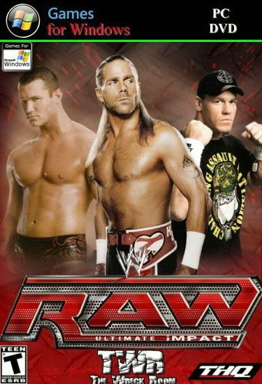Download Game Wwe Raw Ultimate Impact 2012 Full Rip For PC