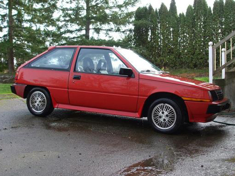 Automotive Database  Mitsubishi Mirage