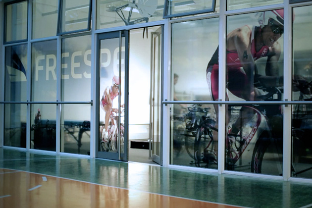 Freespeed bike fitting studio